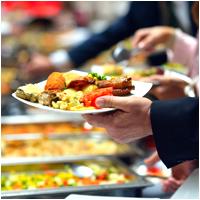 Кейтеринговое обслуживание и выездное питание