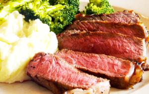Кейтеринг-меню: Мясо на гриле