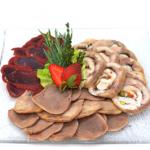 Кейтеринг: Мясная тарелка
